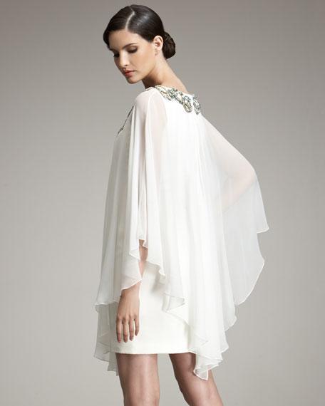 Floaty Caftan Dress