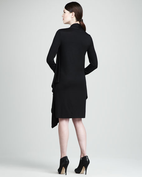 Long-Sleeve Cozy Dress