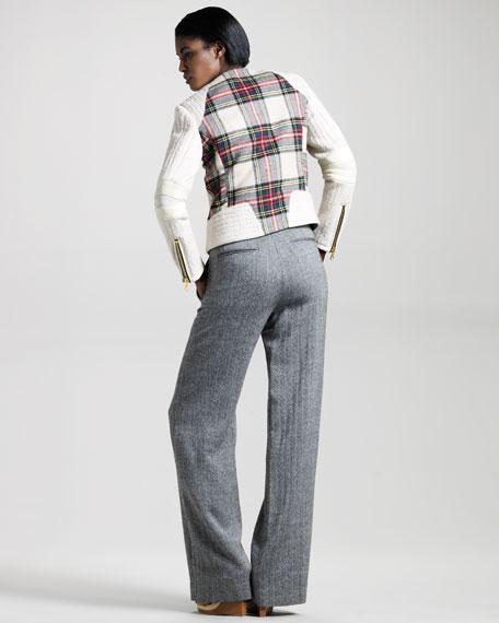 Kola Wide-Leg Trousers