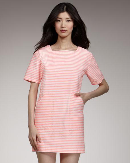 Dia Striped Dress