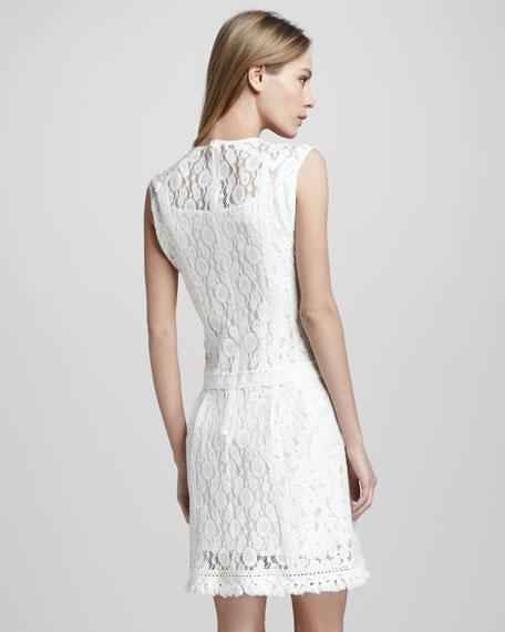 Sunset Boulevard Lace Dress