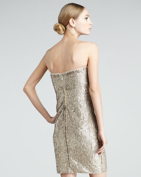 Rigby Sequin Tube Dress