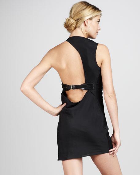 Back-Belt Dress