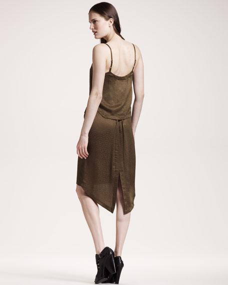 Jacquard Tank Dress