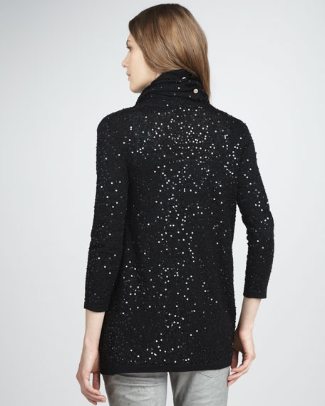 Hillsy Sequined Wrap