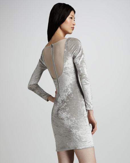 Tatum Velvet Dress