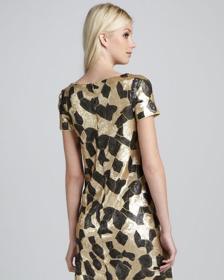 Jannis Sequined Dress