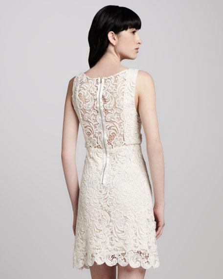 Ingrid Crochet Dress