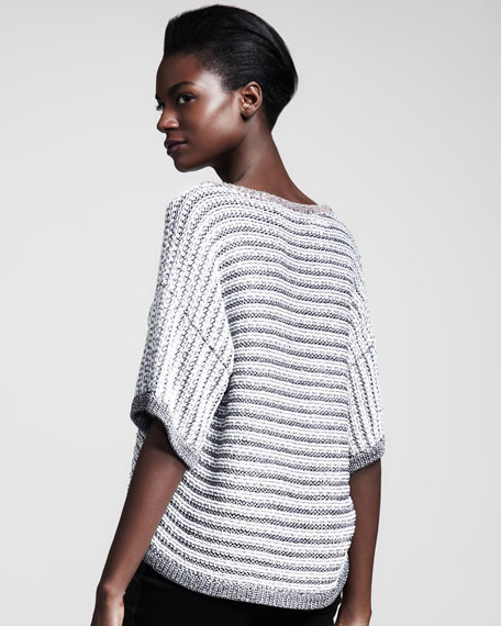 Astrid Half-Sleeve Sweater