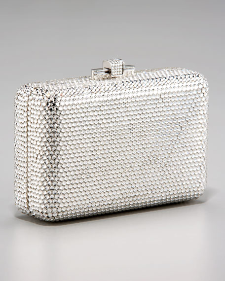 Crystal Air Stream Clutch