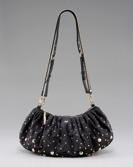 Medium Studded Belle Bag