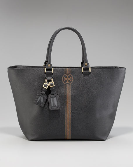 Roslyn Leather Tote