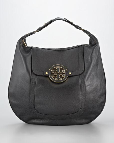Amanda Flat Hobo Bag