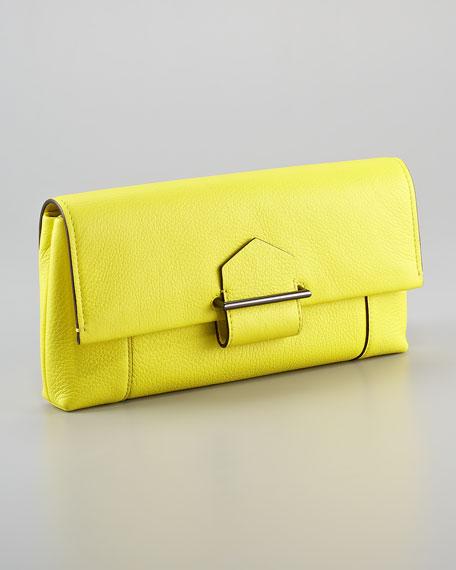 Standard Clutch Bag, Cerise or Solar