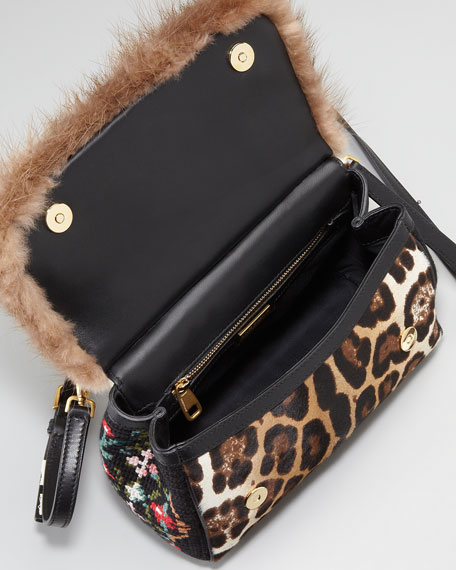 Miss Sicily Fur Bag