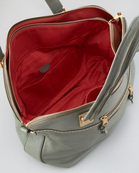Angie Large Shoulder Bag, Toscano Cypress