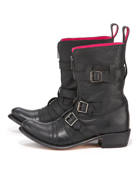 Walker Mid-Calf Boot