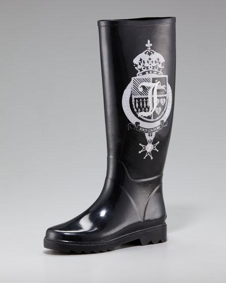 Slick Logo Rain Boot