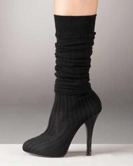 Leg-Warmer Over-Knee Pump
