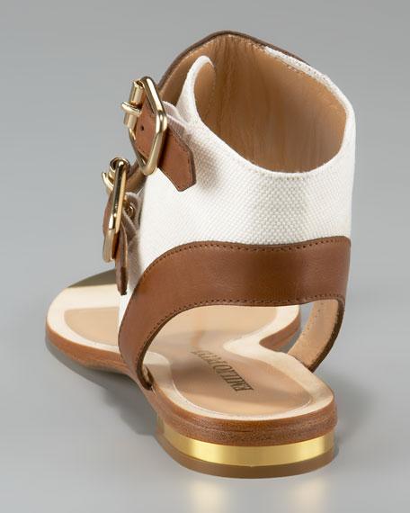 Toe-Ring Sandal
