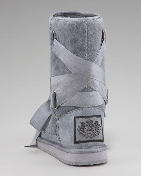 Terry Mixer Logo Boot