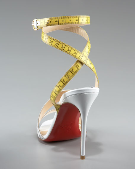 Measuring Tape Sandal