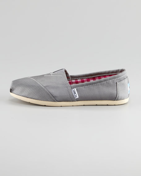 Rowan Grosgrain Slip-On Shoe