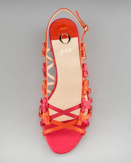 Bow Flat Sandal