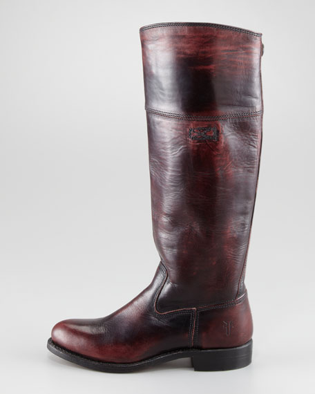 Jet Riding Boot