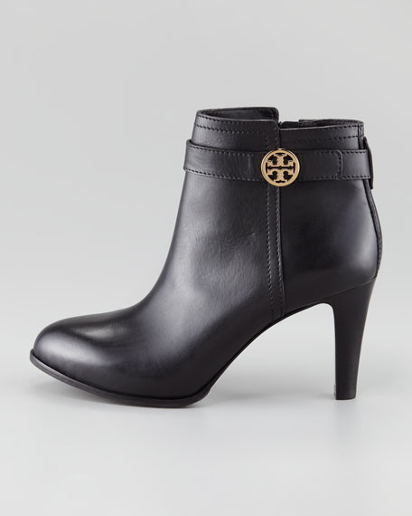 Bristol Leather Bootie