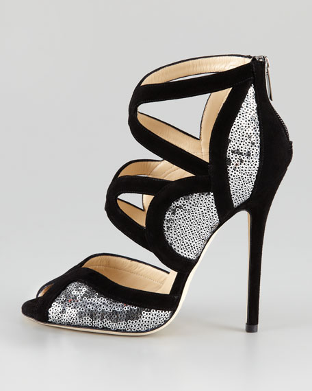 Tempest Sequin Pump