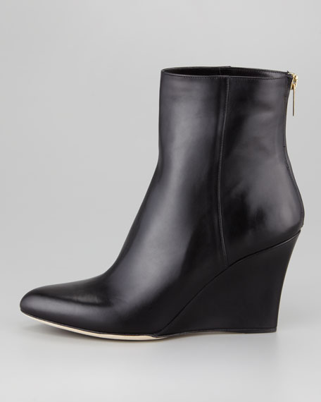 Mayor Wedge Ankle Boot
