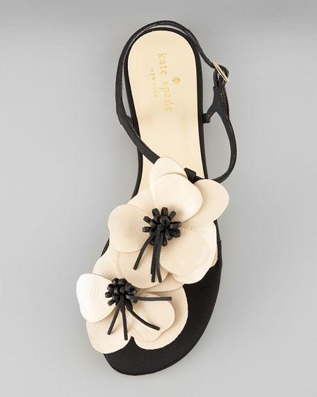 Falyn Flower Sandal