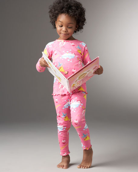 Pinkalicious Book & PJ Set, Size 8-10
