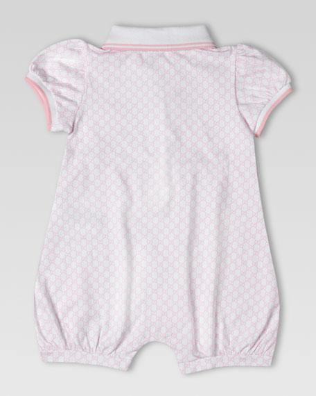 Mini GG-Print Shortsuit
