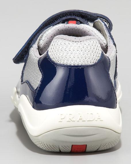 Double-Strap Sneaker