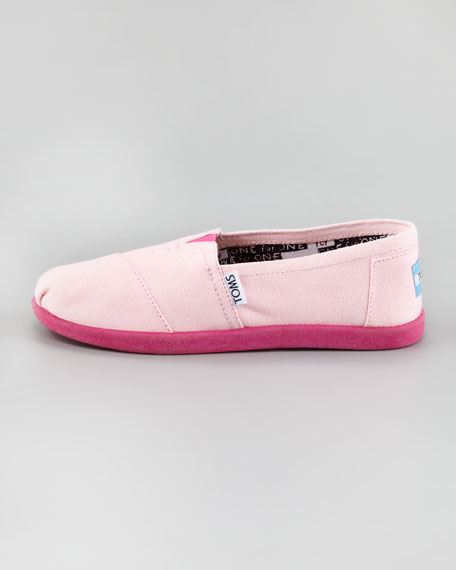 Kurtly Canvas Slip-On, Youth