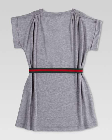 Summer Lightweight Dress, Gray