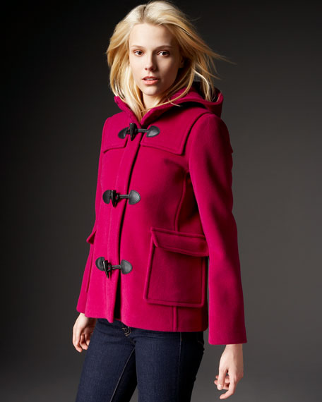 Short Duffel Coat