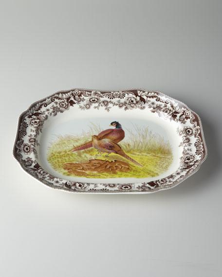 """""""Pheasant"""" Platter"""
