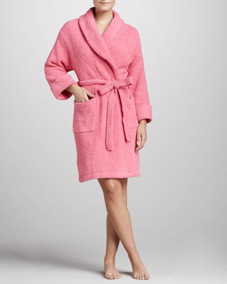 Marshmallow Chenille Wrap Robe