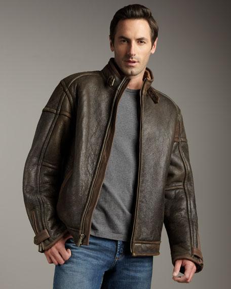 Refugio Shearling Jacket