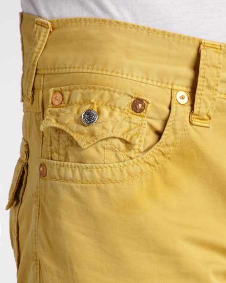 Ricky Golden Poppy Jeans