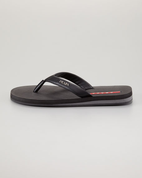 Flip-Flop in a Bag, Black