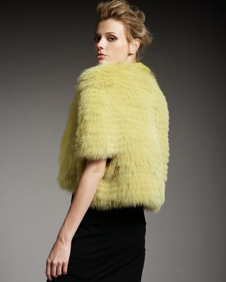 Fox Cocoon Jacket