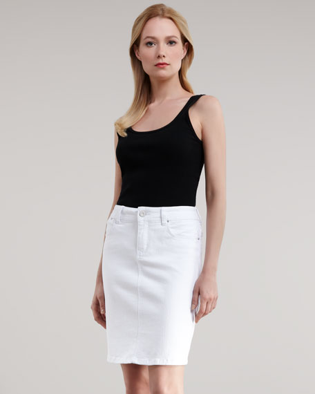 Nolina Denim Skirt