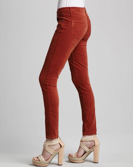 Verdugo Skinny Cords, Amber