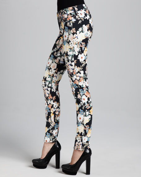 The Skinny Jeans, Midnight Floral