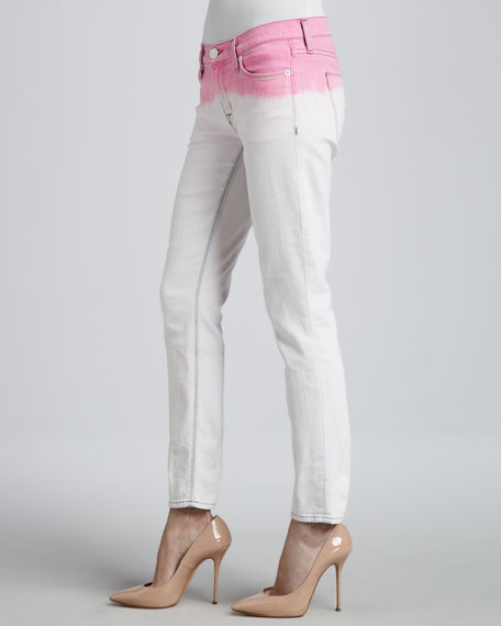 Krista Cropped Slim Jeans