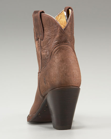 Billy Shortie Cowboy Boot